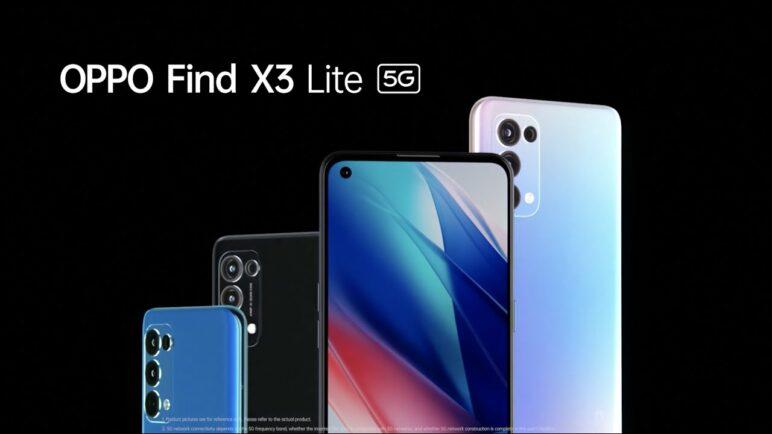 OPPO Find X3 Lite | Feature Video