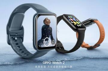 oppo hodinky