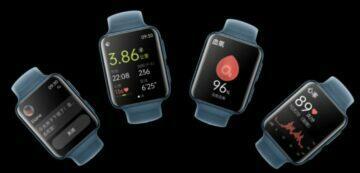 oppo watch wear os hodinky