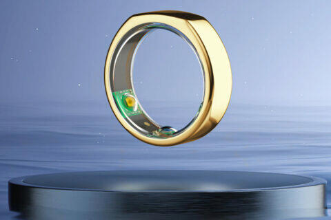 oura ring fitbit chytrý prsten