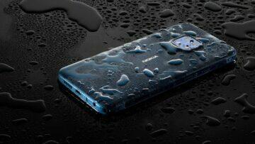 První snímek Nokia XR20