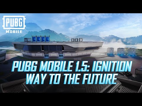 PUBG MOBILE | PUBG MOBILE 1.5: IGNITION Update Patch Notes