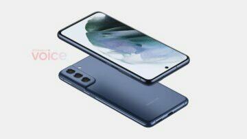 Samsung Galaxy S21 FE Exynos čipset