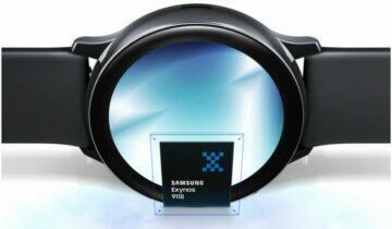 Samsung Galaxy Watch4 a Exynos W920