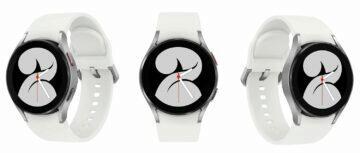 Samsung Galaxy Watch4 bílá