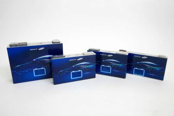 Samsung třetí největší výrobce baterií baterie