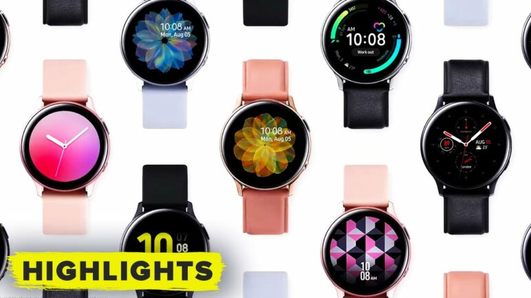 Samsung's new watch OS combines Tizen, Google, One UI (FULL REVEAL)