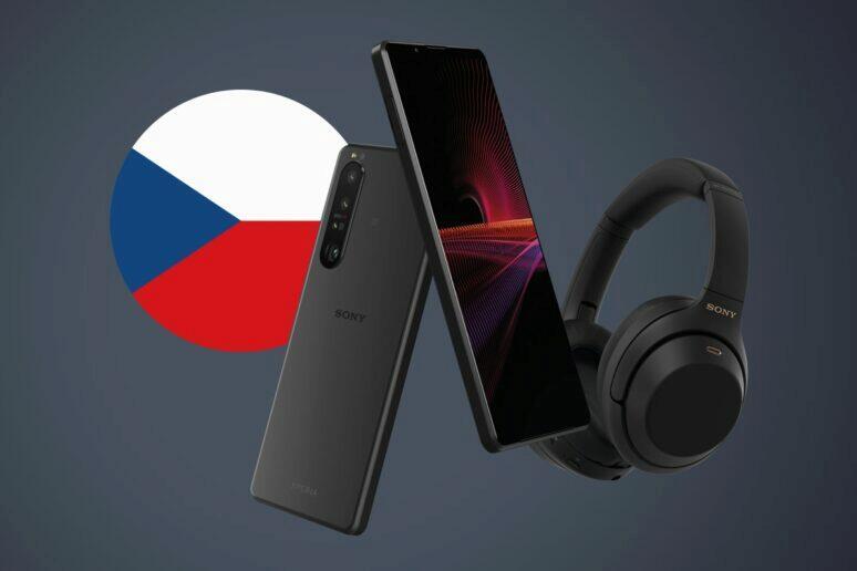 Sony Xperia 1 III předobjednávky ČR