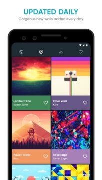 tapety Android backdrops 2