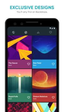 tapety Android backdrops 3