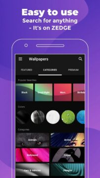 tapety Android zedge 1