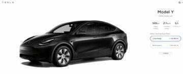 Tesla model y čr