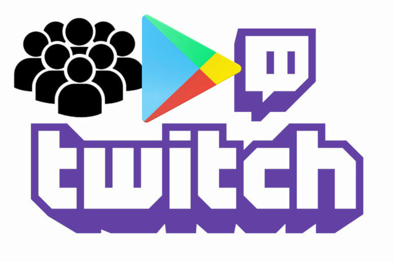 Twitch pro Android stream Watch party amazon prime náhled