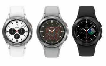 Unikají ceny hodinek Galaxy Watch 4