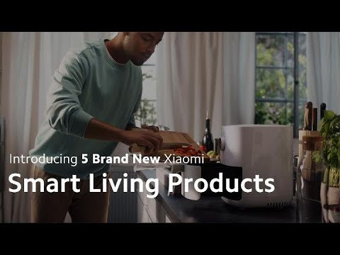 Unveiling 5 New Xiaomi Smart Living Products! | #SmartLivingForEveryone