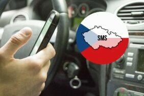Welcome SMS ČR Příjezdový formulář