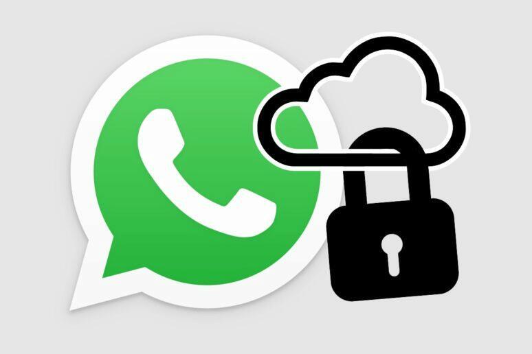 WhatsApp šifrované zálohování