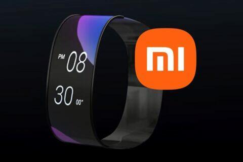 Xiaomi Mi Band X náramek displej