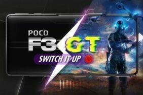 Xiaomi Poco F3 GT Flipkart