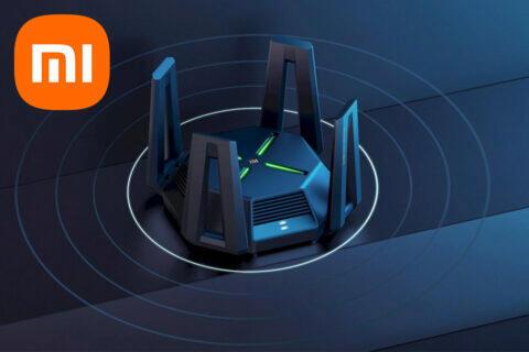 xiaomi router herní