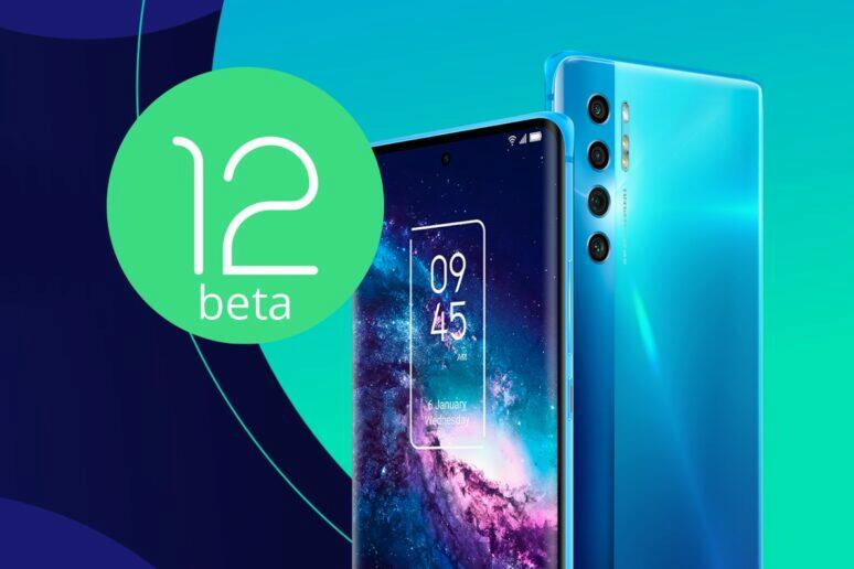 Android 12 beta mobily