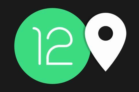 Android 12 určování polohy