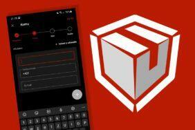 Android aplikace Zásilkovna test