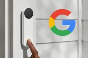 bateriový Nest Doorbell (battery) Google