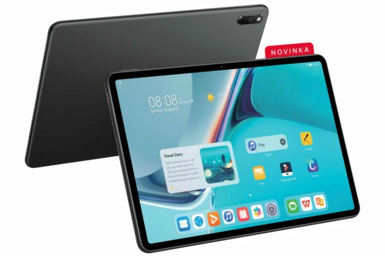 dárky od Huawei K novému MatePadu 11