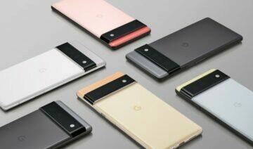 Dostupnost Google Pixel 6 a Pixel 6 Pro