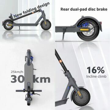 Elektrokoloběžka Xiaomi Mi Electric Scooter 3