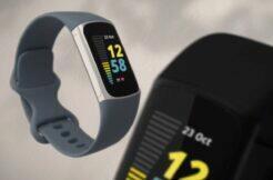 Fitbit Charge 5 EKG video únik