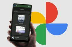 Fotky Google nový widget aplikace