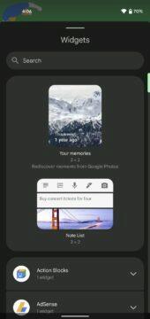 Fotky Google nový widget final 1