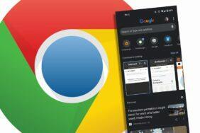 Google Chrome karty otevírání změna flags