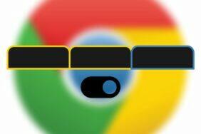 Google Chrome skupiny karet ukládání
