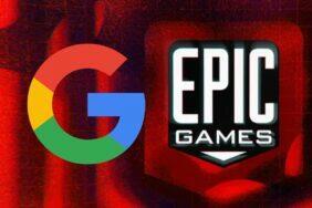 Google Epic Games Fortnite nákup