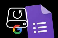 Google Formulář automatické ukládání
