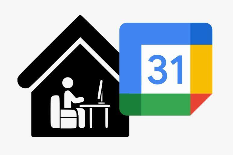 Google Kalendář home office