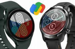 Google Pay Wear OS hodinky ČR