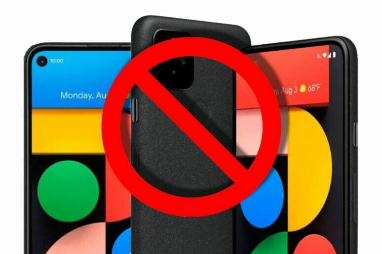 Google Pixel 4a 5G Pixel 5 konec prodeje