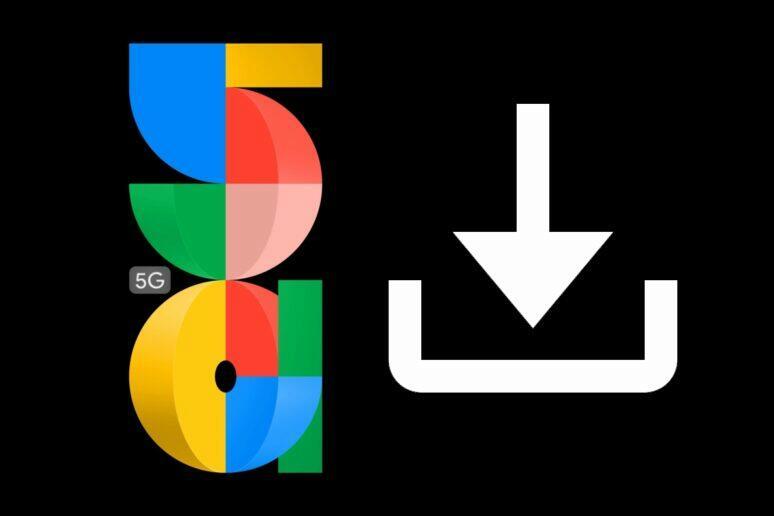 Google Pixel 5a tapety
