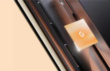 Google Pixel 6 Tensor procesor