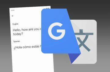 Google Překladač redesign Pixel 6