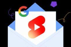 Google YouTube Shorts odměny