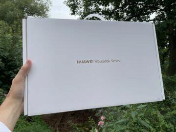 huawei laptop