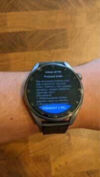Huawei Watch 3 update 2.0.0.179 2 video ciferníky