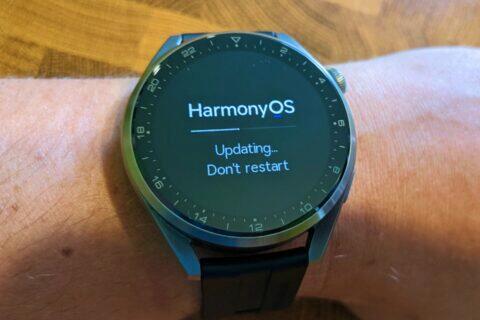 Huawei Watch 3 update 2.0.0.179 video ciferníky přesun hudby