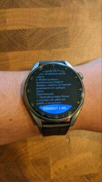 Huawei Watch 3 update 2.0.0.179 5 přesun hudby