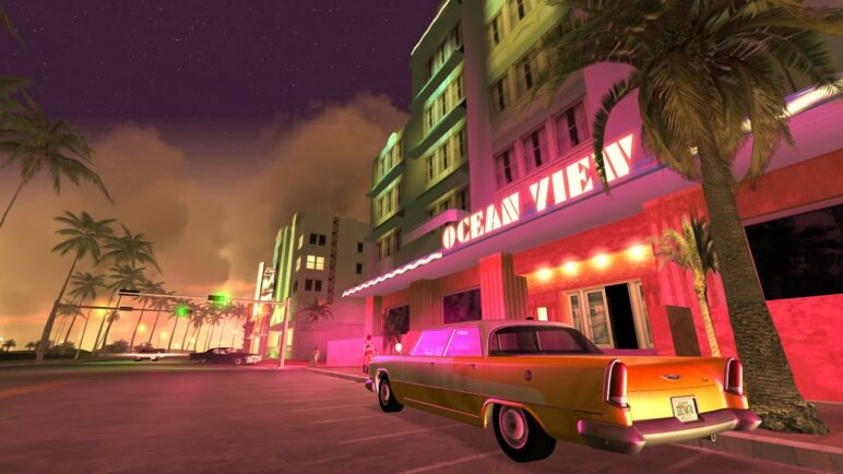 I Remastered GTA Vice City Using Mods And This is The Result